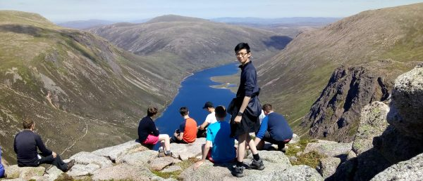 Duke of Edinburgh Trip